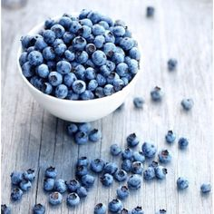 i just really love blue berries