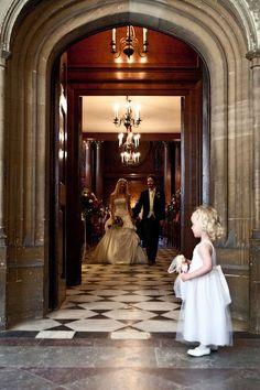 Wedding at Hampton Court Palace, UK
