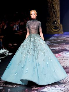 Flâner — Michael Cinco   Spring/Summer 2017 Couture