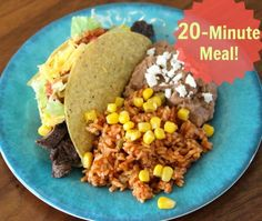 Make 20-Minute Steak Tacos for a Hearty Family Dinner!