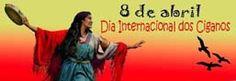Entidades Ciganas da Umbanda (Clique Aqui) para entrar.: EM HOMENAGEM AO DIA INTERNACIONAL DO POVO CIGANO.....