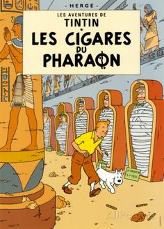 Les Cigares du Pharaon, c.1934 Posters by Hergé (Georges Rémi) at AllPosters.com