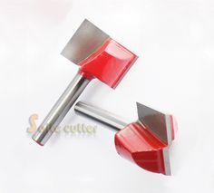 Sales Promotion 2pcs CNC Router Bottom Cleaning Router Wood Working Bits SHK 6mm CED 32mm High Quality Free Shipping