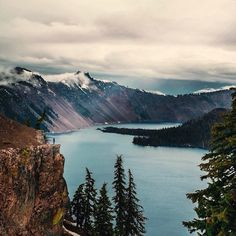 You can't drive through the state of Oregon without a stop at Crater Lake National Park. This place is always a sight for sore eyes.  #travelzoo #tzooroadtrip #