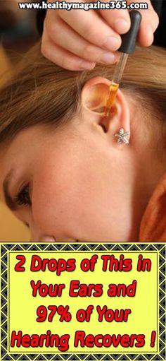 Ear drop