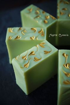 Auntie Clara has the best looking soaps...