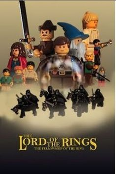 Very funny lego style movie posters | WireSmash