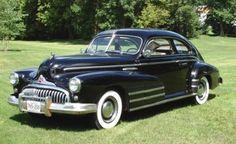 1948 Buick Special Sedanet