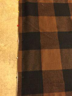 Anthro Inspired Buffalo Check Pleated Midi Skirt Sewing Tutorial + Easy No Mark Pleat Method – The Sara Project Pleated Skirt Tutorial, Pleated Midi Skirt, Skirt Patterns Sewing, Skirt Sewing, Sewing Hacks, Sewing Tutorials, Buffalo Check Fabric, African Prom Dresses, Hancock Fabrics