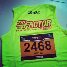 TriFactor Run My race bib number is Beautiful, isn't it? Race Bibs, Lucky Number, Racing, Instagram Posts, Beautiful, Color, Running, Auto Racing, Colour