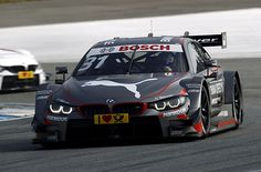 DTM rookie Tom Blomqvist feels the dry weather pace he showed on debut provides a good platform to build on, despite his troubled Hockenheim races. RACER.com
