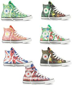 I feel a converse addiction coming on woop woop