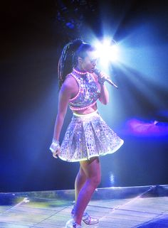 The Prismatic World Tour at American Airlines Arena in Miami, USA - 07.03.14