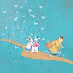 Conigli a febbraio ©eleonoradepieri