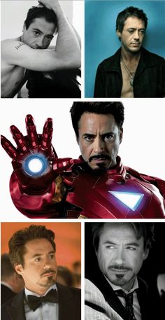 Robert Downey Jr, I'm not big with facial hair..... Unless its this guy. Yum!