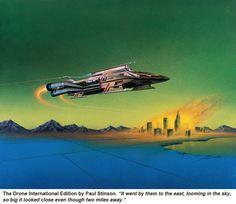 "Battlefield Earth, ""The Drone"" http://battlefieldearth.com/art-gallery/ @BE_the_Book #AwesomeTeam♥☮:-)"