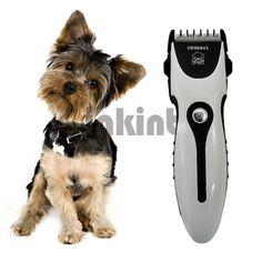 充電式猫犬毛トリマー電気ペット バリカンリムーバー カッター犬グルーミングペット製品散髪機RCS06Q 47Z