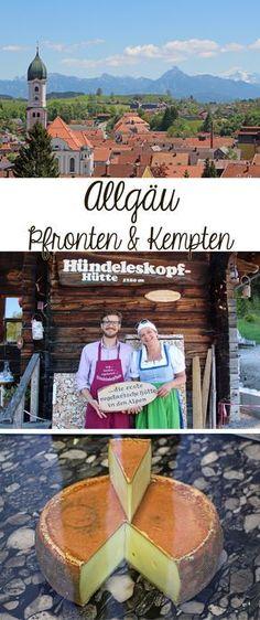 Ein Tagesausflug ins Allgäu: Besuch bei Käse-Affineur Thomas Breckle in Kempten & zu Gast in der ersten vegetarischen Hütte in den Alpen (Hündeleskopfhütte)