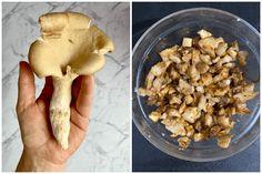 Sałatka gyros bez mięsa - Wiszniówka Ketchup, Stuffed Mushrooms, Vegetables, Food, Stuff Mushrooms, Veggie Food, Vegetable Recipes, Meals, Veggies