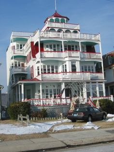 The Victorian Cape May New Jersey | New Jersey. Went here for my honeymoon in 1979 before they gussied it up. Was still so romantic in a 20 year old kind of way