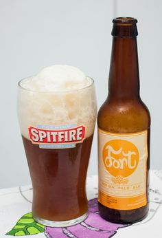 Fort Indian Pale Ale. IPA. 7º
