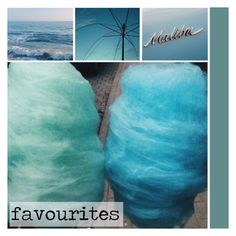 """Favourites"" by lucidmoon ❤ liked on Polyvore featuring art, Favorite, Blue, GREEN and artset"