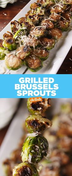 You'll Making These Grilled Brussels Sprouts ALL SummerDelish