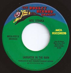 Laughter In The Rain / Neil Sedaka / #1 on Billboard 1975