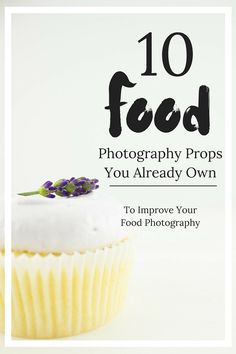 10 food photography props you already have lying around your house that will make your photos POP! | The Simple, Sweet Life