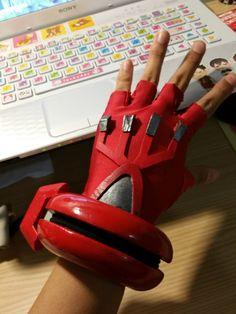 [Tutorial] - Making Ryuko's (Kill la Kill) Glove