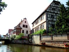 Strangeness and Charms: TRAVELLING LOVE: wissembourg, alsace - sweet french cliché.