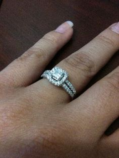 2fe1320d3786d 57 Best Helzberg images in 2018 | Halo rings, Wedding Band, Wedding ...