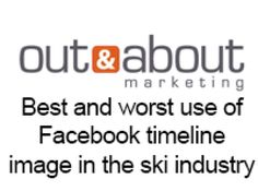 Best and worst use of Facebook timeline image in the ski industry
