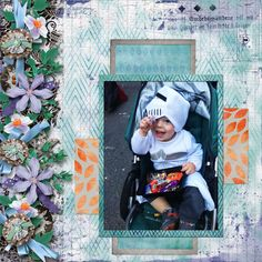 This digital scrapbooking layout is of my darling my nephew enjoying his Halloween adventure in Brooklyn. Created with the digital scrapbooking kit, Born to Dream, from Studio 4 Designworks. http://www.godigitalscrapbooking.com/shop/index.php?main_page=product_dnld_info&cPath=29_164&products_id=31164