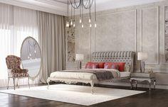A Jetclass dita as últimas tendências de decoração. Descubra este quarto de sonho no nosso website www.jetclassgroup.com.     Looking for a dream bedroom?   Follow Jetclass' decoration trends at www.jetclassgroup.com.  #interiordesign #bedroom #bed #home #furniture