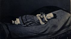 Victorian Mourning Photography | ... mourning ear trumpets – all were commonplace. Photography too held