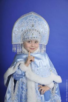 Snegurochka- Like Masha in Holidays on Ice in Masha and the Bear!