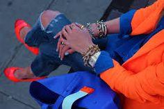 Naranja + Azul: colores complementarios! #asesoramiento #imagen #abimagen