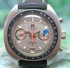 Tissot Seastar Navigator chronograph, ref40522 15
