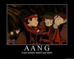 But Katara is the only one for him