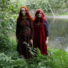 hedensktrollkjerring Viking Life, Iron Age, Vikings, Clothes, The Vikings, Outfits, Clothing, Kleding, Outfit Posts