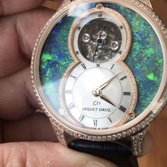 REPOST!!!  unique piece from jaquet droz - splendid! tourbillon in red gold 39mm with opal and mop dial #jaquetdroz #tourbillon #ladies #lesambassadeurs #lesambassadeurslucerne #lucerne #watches #swissmade  Photo Credit: Instagram ID @ambswissmade Tourbillon Watch, Lucerne, Red Gold, Photo Credit, Watches For Men, Opal, My Style, Unique, Instagram Posts