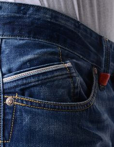 Replay - 11.5 oz Waitom Jean - Deep Blue | Accent Clothing
