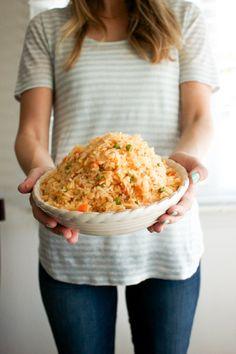 Authentic Mexican Rice | Oh So Delicioso