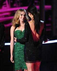 Sandra Bullock @ Spike TV Guy's Choice Awards 2010 (Oday Shakar)