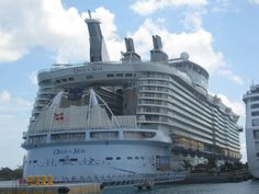 Royal Caribbean Oasis of the Seas, amazing ship!