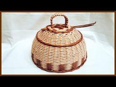 Плетем хлебницу из газетных трубочек! Прямая трансляция! 1 часть/03.08 - YouTube