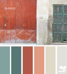 { color view } image via: @maria_minimal  #color #palette #colorpalette #pallet #colour #colourpalette #design #seeds #designseeds