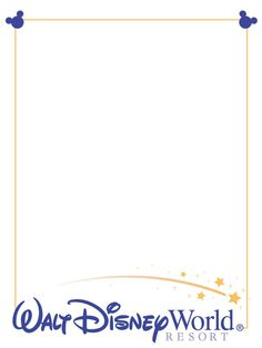 """Walt Disney World  - Project Life Disney Journal Card - Scrapbooking. ~~~~~~~~~ Size: 3x4"""" @ 300 dpi. This card is **Personal use only - NOT for sale/resale** Logos/clipart belong to Disney."""