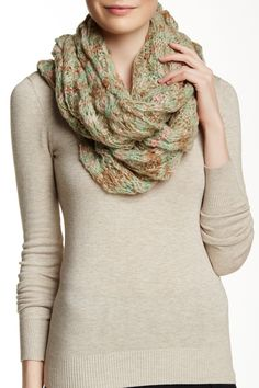 RAJ - Chunky Yarn Infinity Scarf at Nordstrom Rack. Free Shipping on orders over $100.